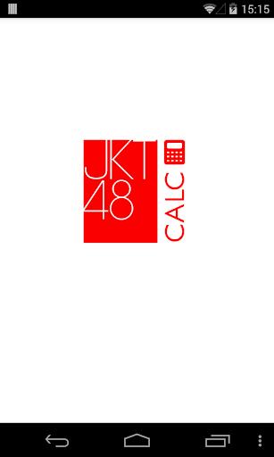 JKT48 Calculator
