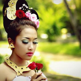 BALI modifikasi by Puguh Gumilang - People Portraits of Women