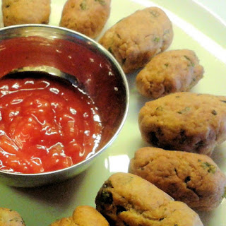 Methi Rolls , methi rolls recipe | deep fried snack made with flour, fenugreek and spices.