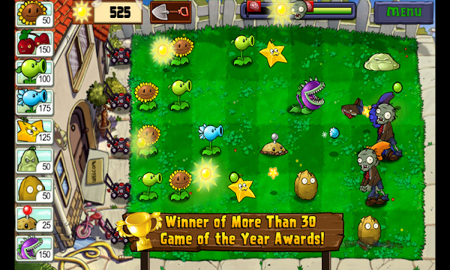 Plants vs. Zombies FREE mod apk