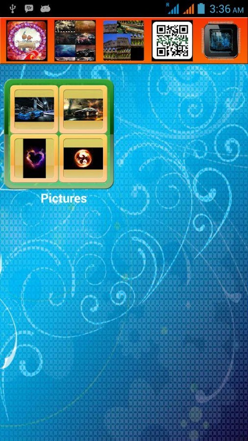 Screenshots of Photo Locker for iPhone