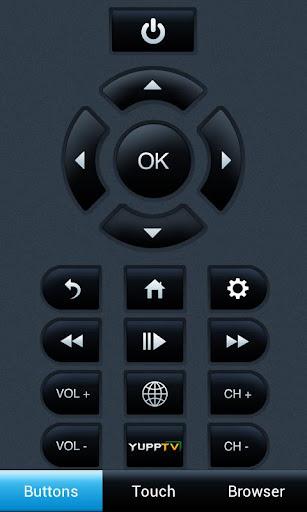 YuppTV Remote