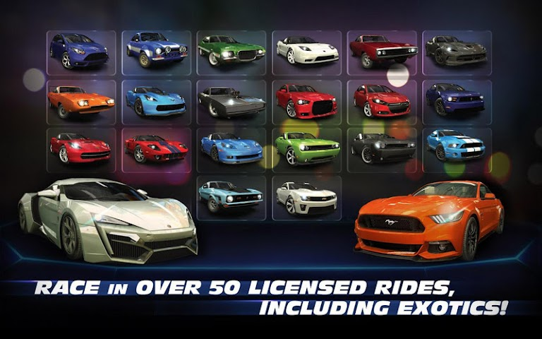 android Fast & Furious: Legacy Screenshot 16