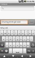 Screenshot of GoTiengViet 2