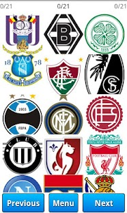 Logo Quiz - Football clubs- screenshot thumbnail