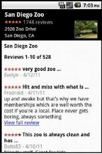 San Diego Holiday Guide GPS+ screenshot 6