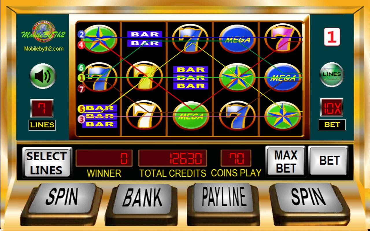 Sevens Slots - Read a Review of this IGaming2go Casino Game