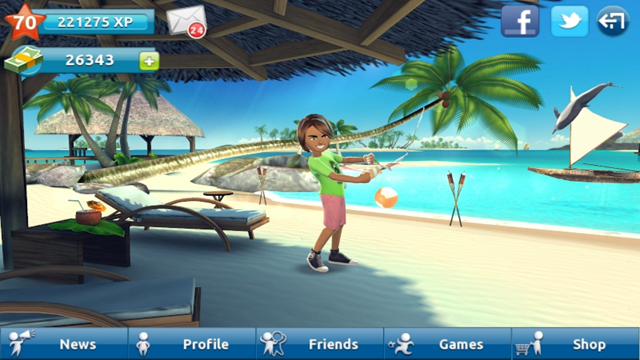 Gameloft LIVE! - screenshot