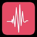 Latest earthquakes icon