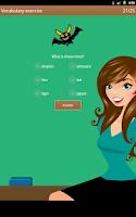 Screenshot of English Class Demo