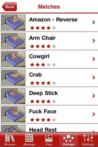 Sex Positions Guide - Demo - screenshot