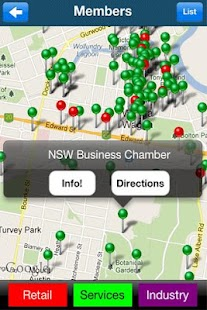 Wagga Wagga Business Chamber - screenshot thumbnail