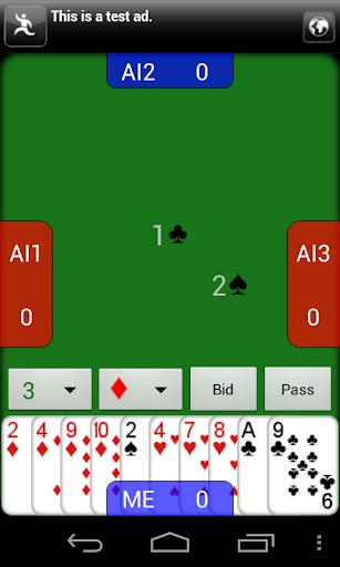 Ten Card Game