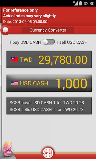 財經必備免費app推薦|SCSB Mobile Banking線上免付費app下載|3C達人阿輝的APP
