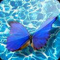 3D Butterfly III icon