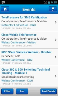 Cisco Disti Compass - screenshot thumbnail