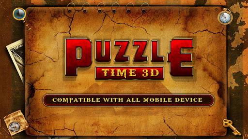 PUZZLE TIME 3D
