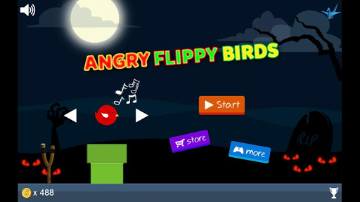 Angry Floppy Birds