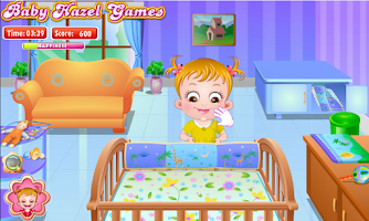 Screenshot of Baby Hazel Newborn Baby