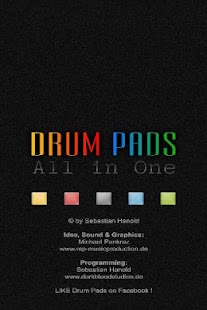 All-in-One Drum Pads  1.2   screenshot