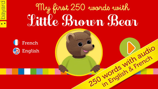 My first 250 preschool words