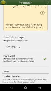 Al'Quran Bahasa Indonesia for PC-Windows 7,8,10 and Mac apk screenshot 8