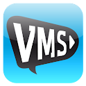 VMS – Video Messenger logo
