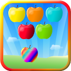 Apple Bubbles (bubble shooter) icon