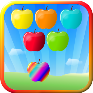 Apple Bubbles (bubble shooter) for PC and MAC