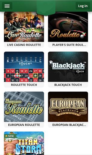 Green Casino App