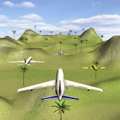 Plane Traffic Race 3D - in Air