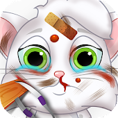 Pet Doctor-Pet Rescue Fun Game