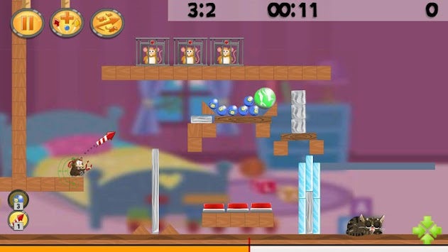 Hamster: Attack! APK screenshot thumbnail 4