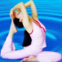 3D Yoga icon