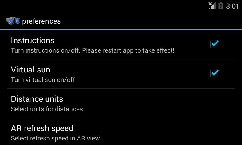 Radar Spotter - screenshot