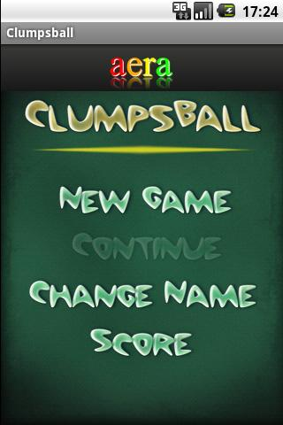 Clumpsball - screenshot