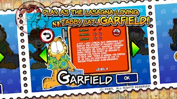 Screenshot of Garfield's Defense 2