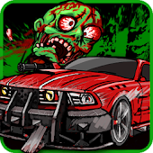 Zombie VS Crazy Driving