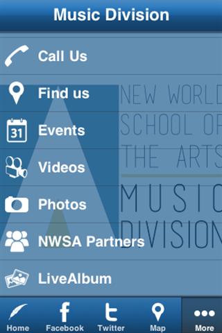 NWSA Music Division