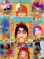 Screenshot of Kids Hair Salon - Kids Games