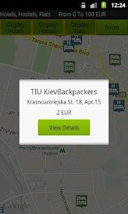Check in Ukraine- screenshot thumbnail
