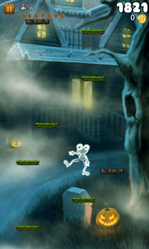 Froggy Jump - screenshot
