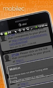 MobiLoc For Family - screenshot thumbnail