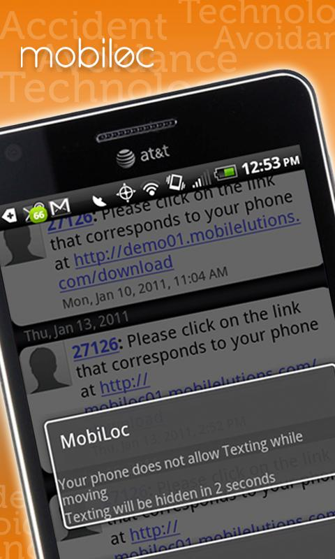 MobiLoc For Family - screenshot
