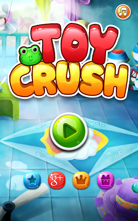 Toy Crush - screenshot
