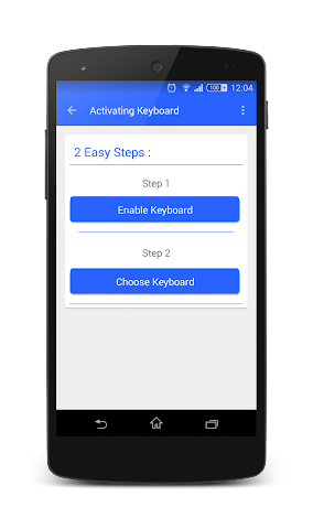 android TypeDroid Pro with Keyboard Screenshot 10