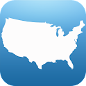 The States And Capitals Quiz icon