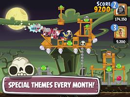 Screenshot of Angry Birds Friends