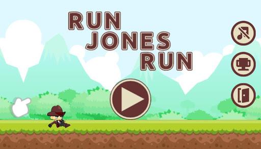 Run Jones Run