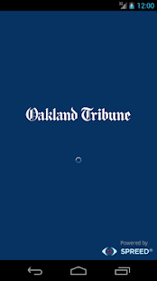 Oakland Tribune - screenshot thumbnail